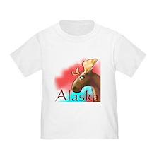 Alaska Moose Wildlife T