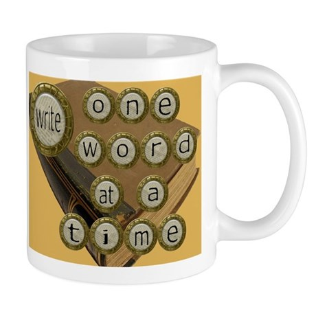 One Word at a Time Mug
