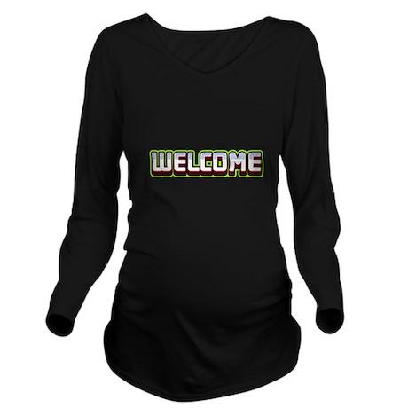 Keep Calm Carry Yarn 3/4 Sleeve T-shirt (Dark)