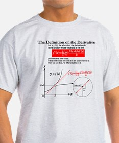 The Definition of the Derivative. T-Shirt
