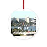 Perth, Western Australia Ornament (Round)