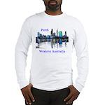 Western Australia. WA, Perth, Long Sleeve T-Shirt