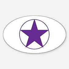 Cute Alternative ways Sticker (Oval)