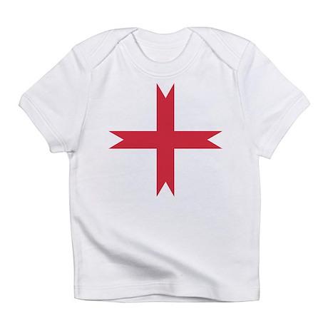 templarcrossfork.png Infant T-Shirt