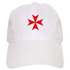 redcrossmaltese.png Baseball Baseball Cap