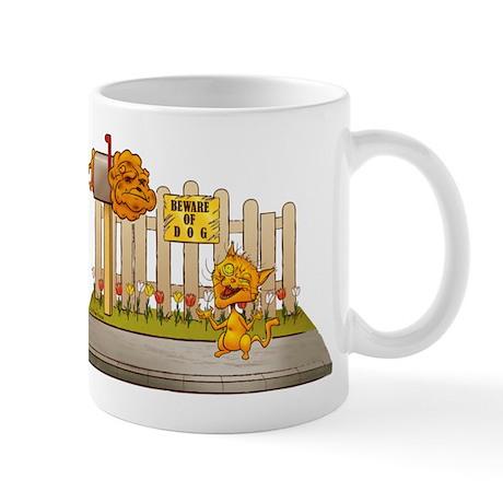 Beware of Dog? Mug