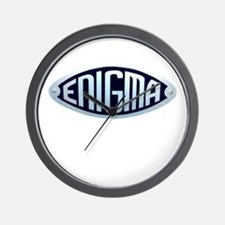 enigma.png Wall Clock