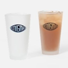 enigma.png Drinking Glass