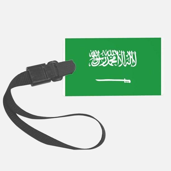 Saudi Arabia.png Luggage Tag