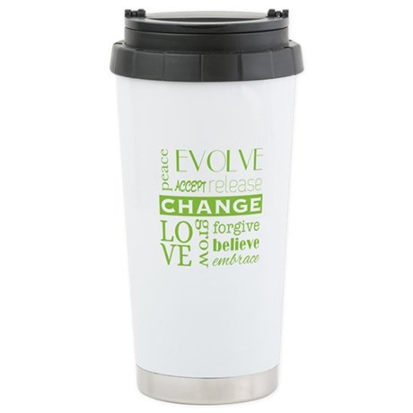 CHANGE Stainless Steel Travel Mug