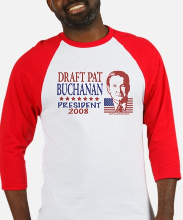 Draft Pat Buchanan Baseball Jersey