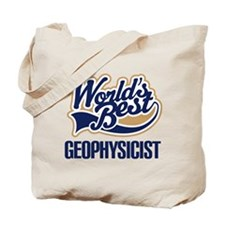 Geophysicist (Worlds Best) Tote Bag