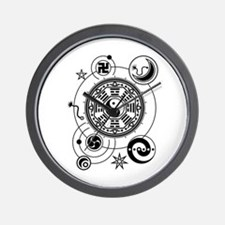 Monyou all 1 Wall Clock