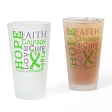 Non-Hodgkin Lymphoma Drinking Glass