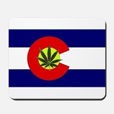 Colorado Marijuana Mousepad
