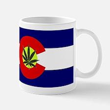 Colorado Marijuana Mug