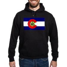 Colorado Marijuana Hoodie