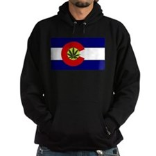 Colorado Marijuana Hoody