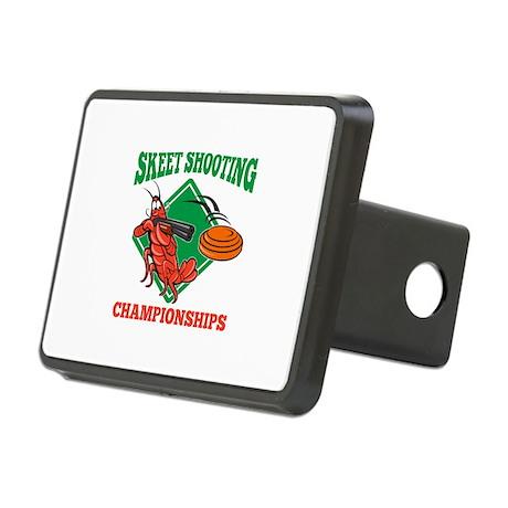 Crayfish Lobster Target Skeet Shooting Rectangular