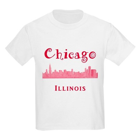 Chicago Kids Light T-Shirt