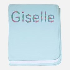 Giselle Paper Clips baby blanket