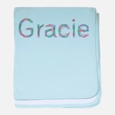 Gracie Paper Clips baby blanket