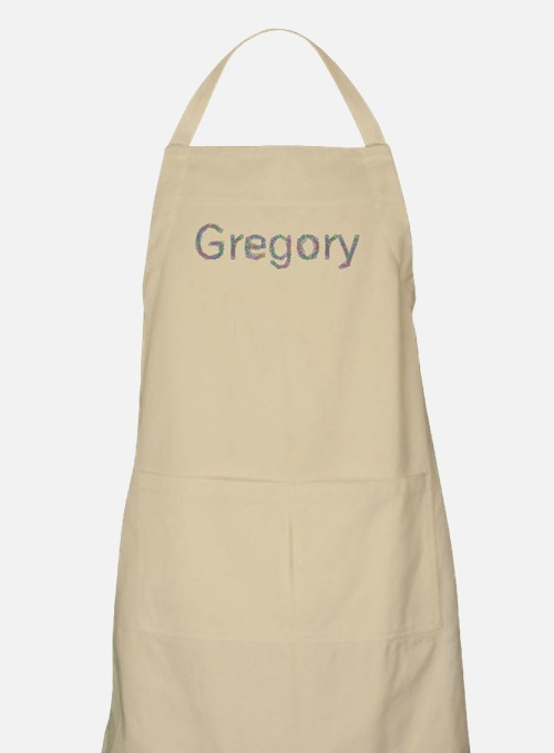 Gregory Paper Clips Apron