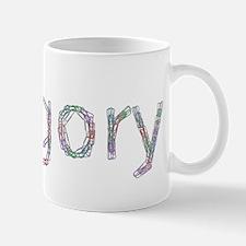 Gregory Paper Clips Mug