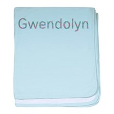 Gwendolyn Paper Clips baby blanket