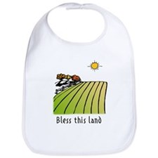 Bless this land Bib