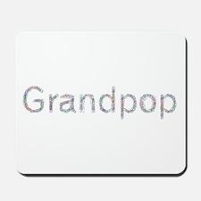 Grandpop Paper Clips Mousepad