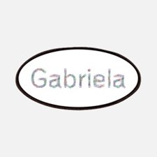Gabriela Paper Clips Patch
