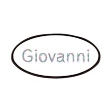 Giovanni Paper Clips Patch