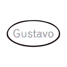 Gustavo Paper Clips Patch