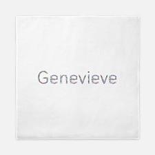 Genevieve Paper Clips Queen Duvet