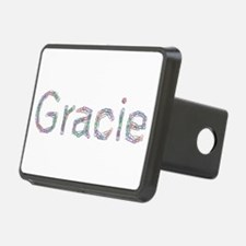 Gracie Paper Clips Hitch Cover