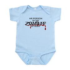 HR Person Zombie Infant Bodysuit