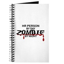 HR Person Zombie Journal