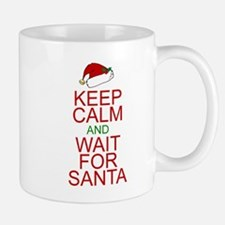 Keep calm Santa Small Small Mug