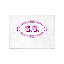 G.G. 5'x7'Area Rug