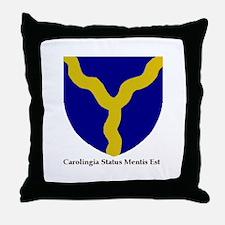 Carolingia Throw Pillow