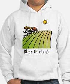 Bless this land Hoodie