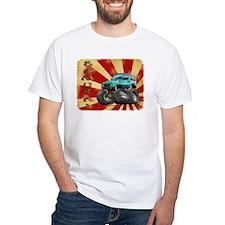 Teal Suzuki Samurai Shirt