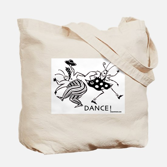 Tote Bag Jitterbugs