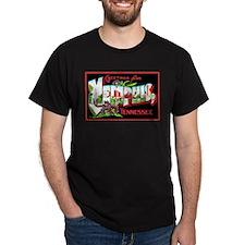 Memphis Tennessee Greetings T-Shirt
