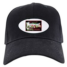 Memphis Tennessee Greetings Baseball Hat