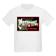 Memphis Tennessee Greetings T-Shirt