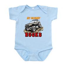 MyMommyRocks2.png Infant Bodysuit