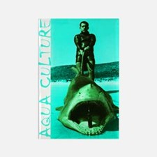 AQUA CULTURE SPEARED SHARK