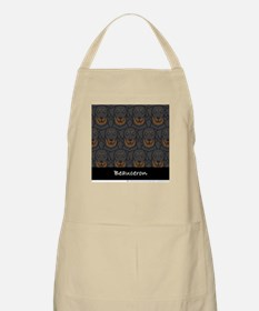 Bunch of Beauceron BBQ Apron
